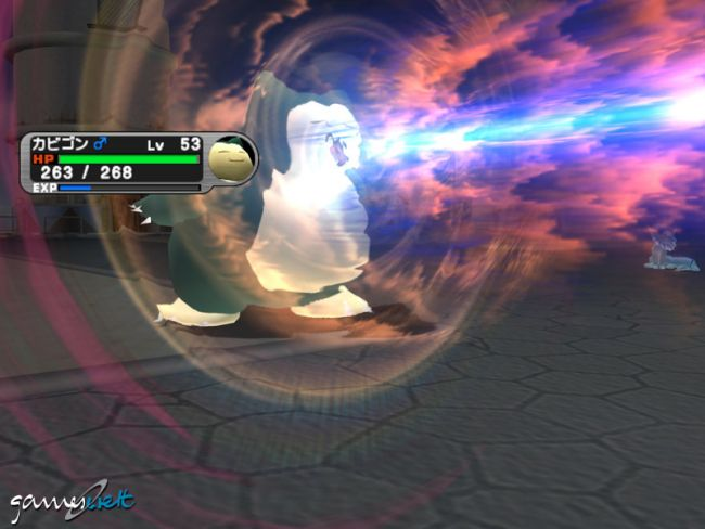 Pokemon XD: Gale of Darkness  Archiv - Screenshots - Bild 16