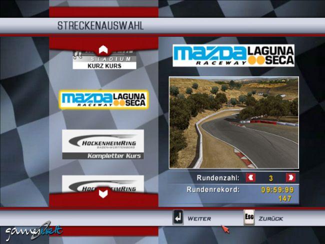 SCAR: Squadra Corse Alfa Romeo  Archiv - Screenshots - Bild 6