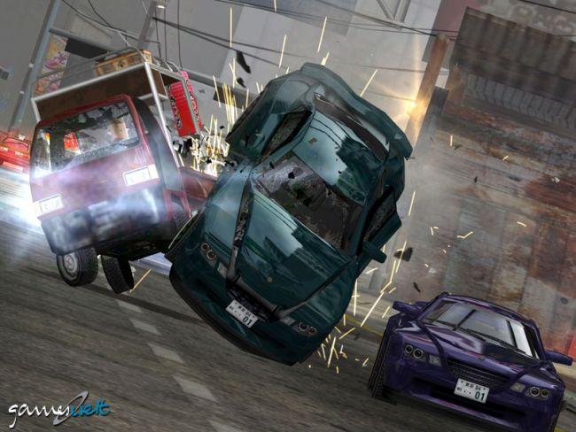 Burnout: Revenge  Archiv - Screenshots - Bild 16