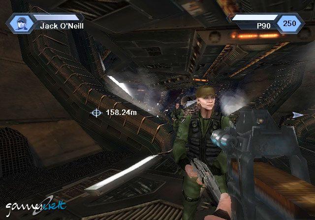 Stargate SG-1: The Alliance  Archiv - Screenshots - Bild 18