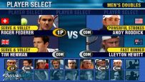 Virtua Tennis: World Tour (PSP)  Archiv - Screenshots - Bild 2