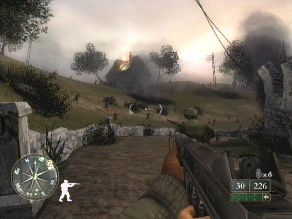 Call of Duty 2: Big Red One  Archiv - Screenshots - Bild 4