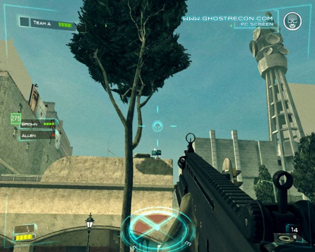 Ghost Recon: Advanced Warfighter  Archiv - Screenshots - Bild 42