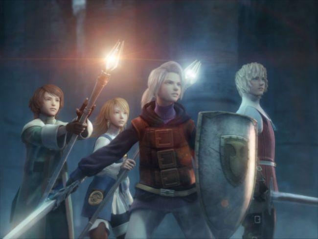Final Fantasy III (DS)  Archiv - Screenshots - Bild 21