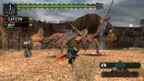 Monster Hunter Freedom (PSP)  Archiv - Screenshots - Bild 4