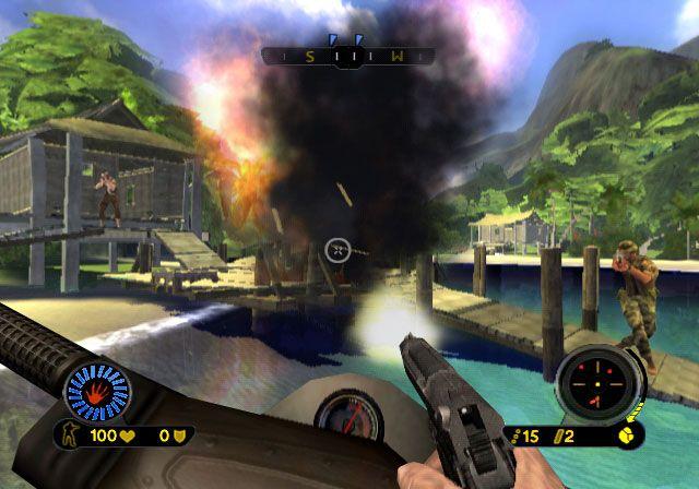 Far Cry Vengeance  Archiv - Screenshots - Bild 10
