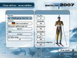 RTL Biathlon 2007  Archiv - Screenshots - Bild 2