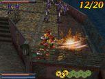 Dynasty Warriors DS: Fighter's Battle - Screenshots - Bild 6