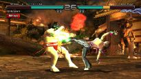 Tekken 5: Dark Resurrection Online  Archiv - Screenshots - Bild 2