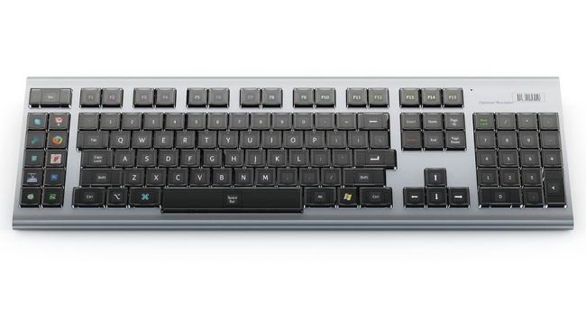 Optimus Maximus - Tastatur  Archiv - Screenshots - Bild 4