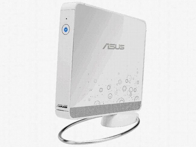 Asus Eee-PC Desktop - Screenshots - Bild 3
