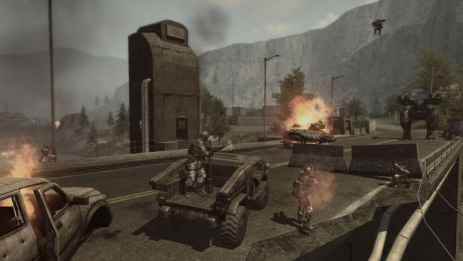Enemy Territory: Quake Wars - Screenshots - Bild 8