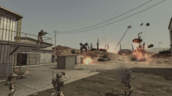 Enemy Territory: Quake Wars - Screenshots - Bild 7