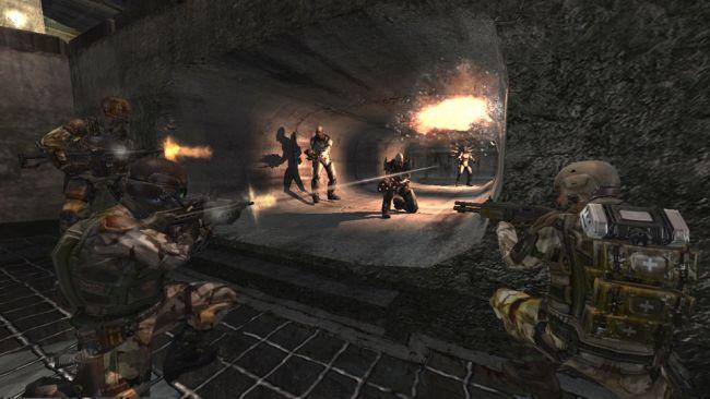 Enemy Territory: Quake Wars - Screenshots - Bild 4