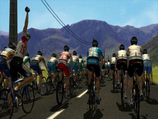 Tour de France 2008: Der offizielle Radsport-Manager - Screenshots - Bild 10