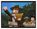 Lego Indiana Jones: Die Legendären Abenteuer - Screenshots - Bild 15