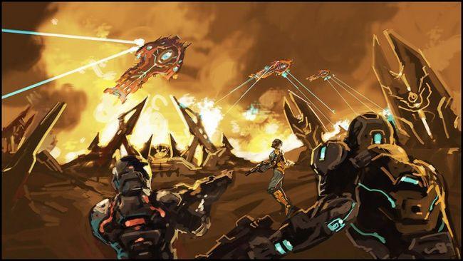 Halo MMO - Artworks - Bild 2