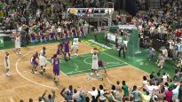 NBA 2K9 - Screenshots - Bild 2