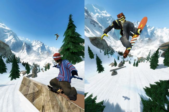 Shaun White Snowboarding: Road Trip - Screenshots - Bild 9