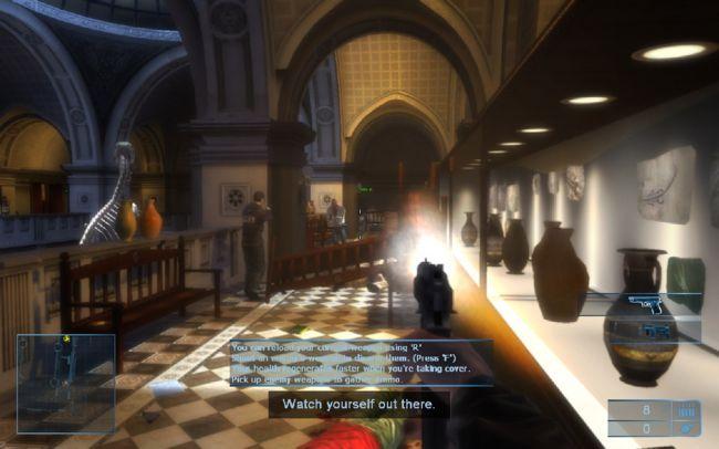 Hidden Target - Screenshots - Bild 5