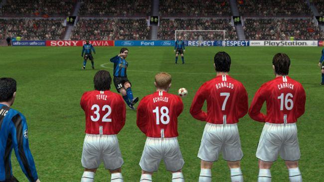 Pro Evolution Soccer 2009 - Screenshots - Bild 41