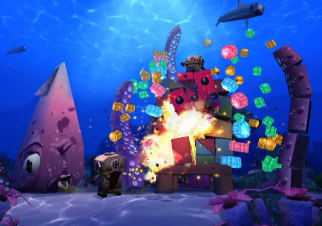 Boom Blox Smash Party - Screenshots - Bild 3