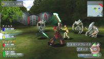Phantasy Star Portable - Screenshots - Bild 16