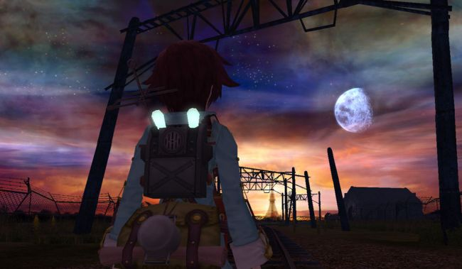 Fragile Dreams: Farewell Ruins of the Moon - Screenshots - Bild 9