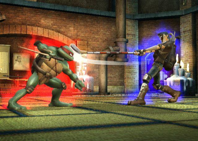 Teenage Mutant Ninja Turtles: Smash Up - Screenshots - Bild 1