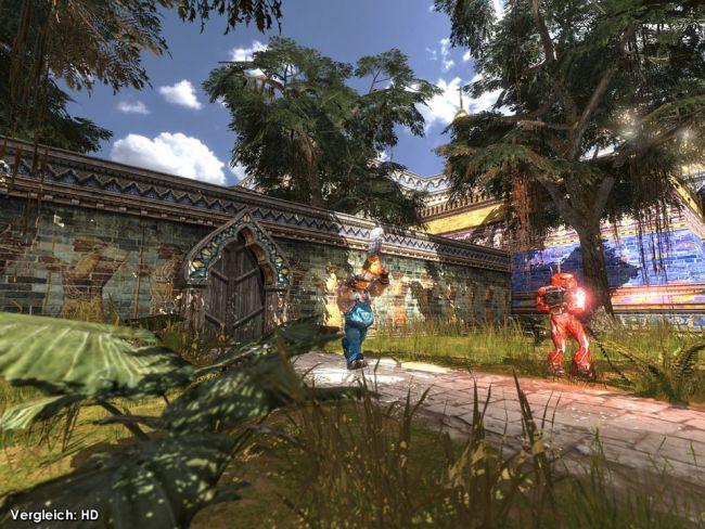 Serious Sam: The First Encounter HD - Screenshots - Bild 8