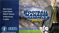Football Manager Handheld 2010 - Screenshots - Bild 4