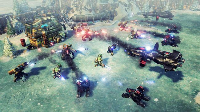 Command & Conquer 4: Tiberian Twilight - Screenshots - Bild 5
