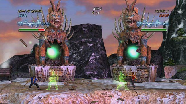 Revenge of the Wounded Dragons - Screenshots - Bild 4