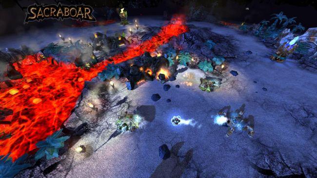 Sacraboar - Screenshots - Bild 5