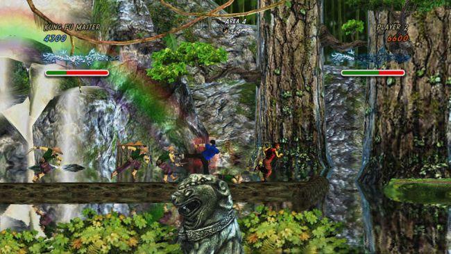 Revenge of the Wounded Dragons - Screenshots - Bild 5