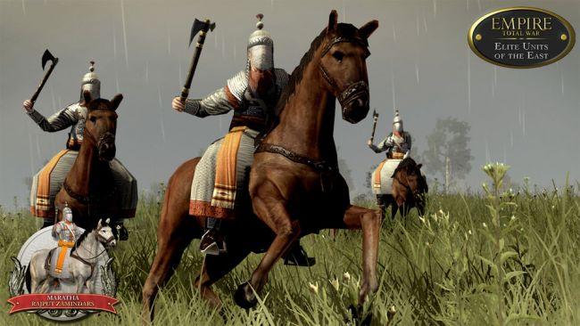 Empire: Total War - DLC: Elite Units of the East - Screenshots - Bild 11
