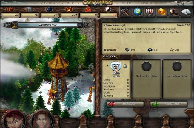 Cultures Online - Screenshots - Bild 5