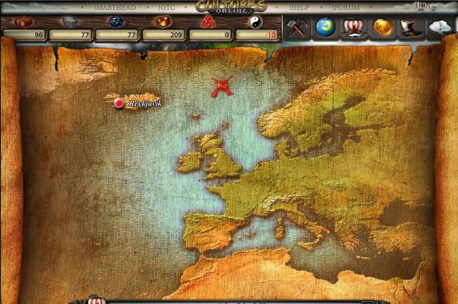 Cultures Online - Screenshots - Bild 14