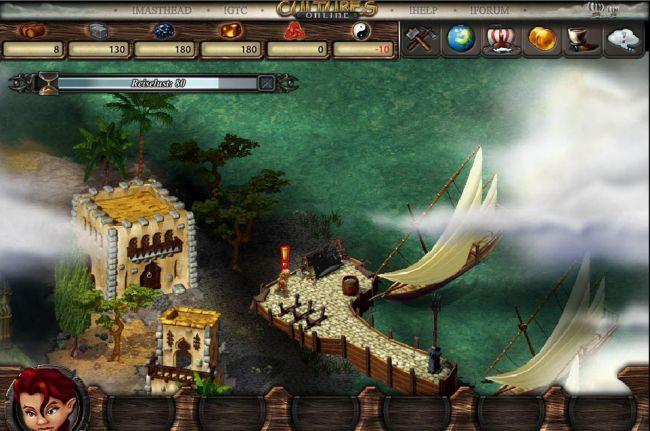 Cultures Online - Screenshots - Bild 7