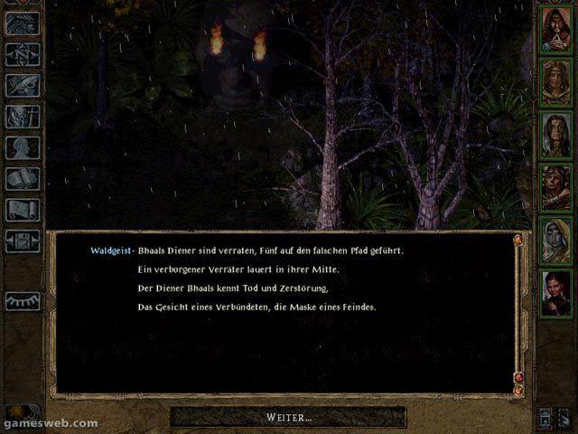 Baldur's Gate II: Thron des Bhaal - Screenshots - Bild 6
