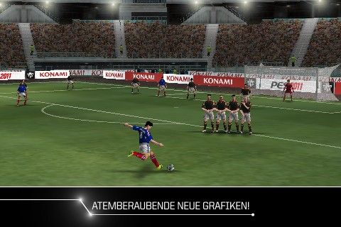 Pro Evolution Soccer 2011 - Screenshots - Bild 4