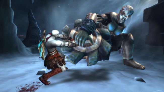God of War: Ghost of Sparta - Screenshots - Bild 6