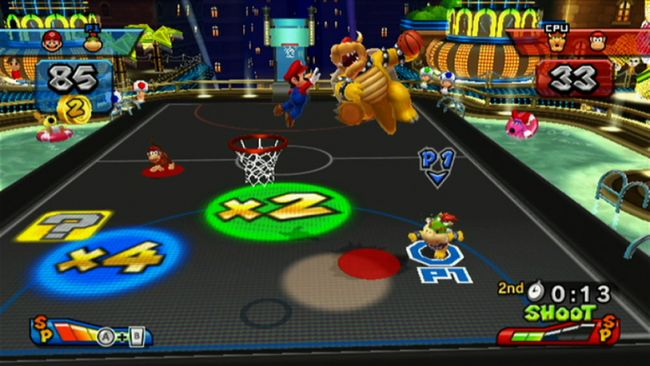 Mario Sports Mix - Screenshots - Bild 17
