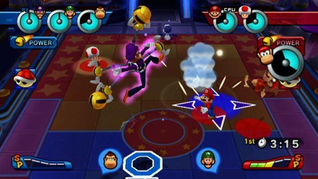 Mario Sports Mix - Screenshots - Bild 15