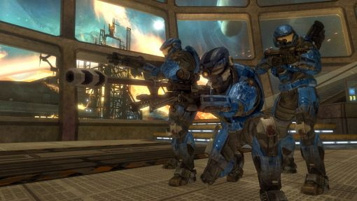 Halo: Reach - DLC: Defiant Map Pack - Screenshots - Bild 14