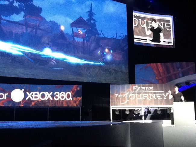 E3 2011 Fotos: Microsoft Pressekonferenz - Artworks - Bild 30