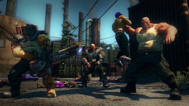 Saints Row: The Third - Screenshots - Bild 3