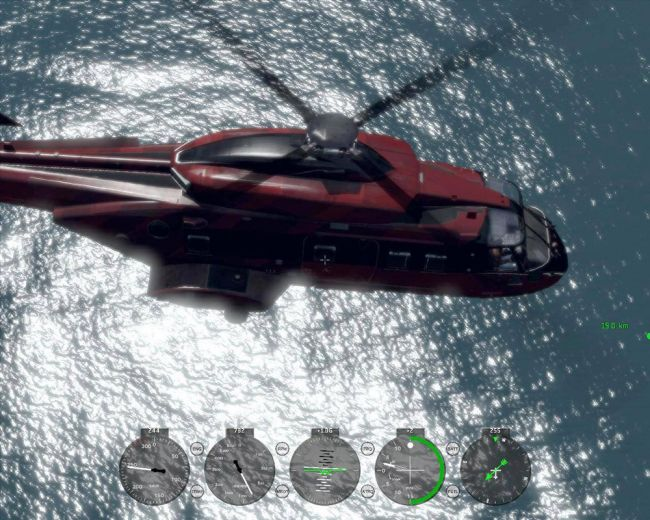Take On Helicopters - Screenshots - Bild 10