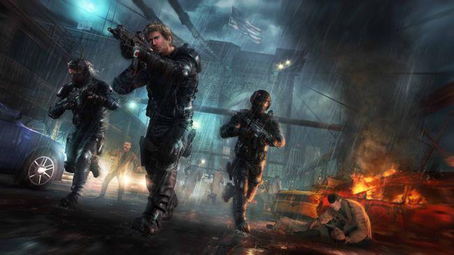 Tom Clancy's Rainbow Six: Patriots - Screenshots - Bild 2