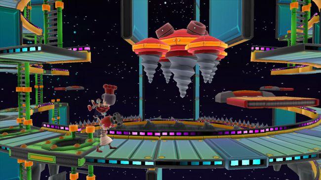 BurgerTime World Tour - Screenshots - Bild 21